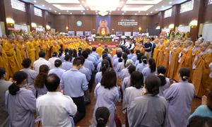 Lễ tưởng niệm 55 năm Bồ tát Thích Quảng Đức vị pháp thiêu thân