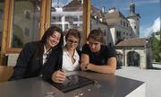Học tập tại trường Trung học tư thục Schloss Neubeuern, Đức