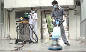 Bệnh viện Từ Dũ khử khuẩn cúm A/H1N1 sau khi phát hiện 16 ca nhiễm
