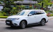 Mitsubishi Outlander - giá trị Nhật cho khách Việt