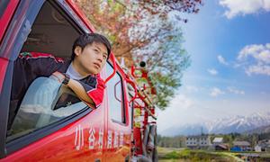 Mong thoát ế, 'trai làng' Nhật Bản lăng-xê hình ảnh qua lịch