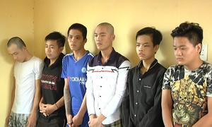 Nhóm thanh niên dùng hung khí cướp tài sản trên quốc lộ