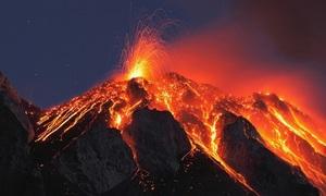 Thảm cảnh khi tất cả núi lửa trên Trái Đất phun trào cùng lúc