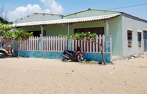Đất ven biển Phú Yên được giới đầu tư bất động sản tìm mua. Ảnh: An Phước