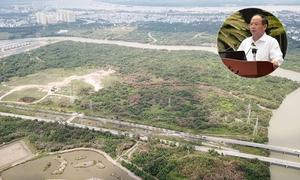 Quá trình bán 320.000m2 đất khiến ông Tất Thành Cang bị đề xuất kỷ luật