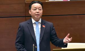 Bộ trưởng Tài Nguyên: Thấy người nước ngoài mua đất thì báo chúng tôi