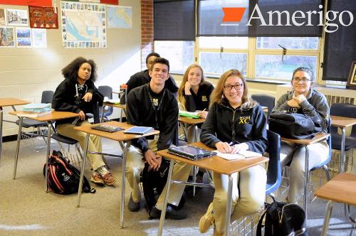 Tại Amerigo, học sinh được chăm sóc toàn diện bởi đội ngũ nhân viên nhiệt tình và có nhiều năm kinh nghiệm.