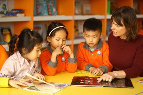 Điểm chung củacác trường trong hệ thống SIS là tập trung phát huy các giá trị phương Đông trong một nền giáo dục quốc tế tiên tiến.