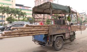 Hà Nội tịch thu xe ba, bốn bánh tự chế từ 30/6