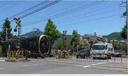 Người Nhật băng qua đường sắt như thế nào
