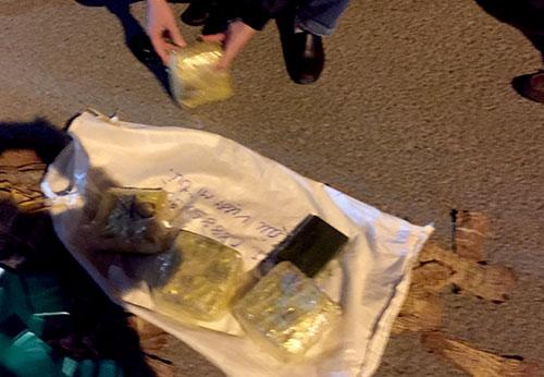 Lô ma túy trong căn hộ chung cư Hà Nội của bà trùm ma túy - 1