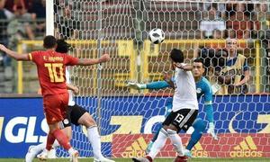 Bỉ 3-0 Ai Cập