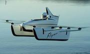 Công ty Mỹ giới thiệu xe bay 10 cánh quạt