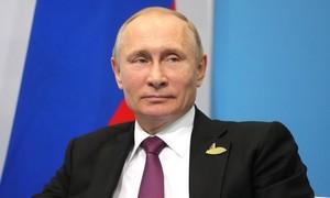 Putin tin các lệnh cấm vận Nga sẽ dần được dỡ bỏ