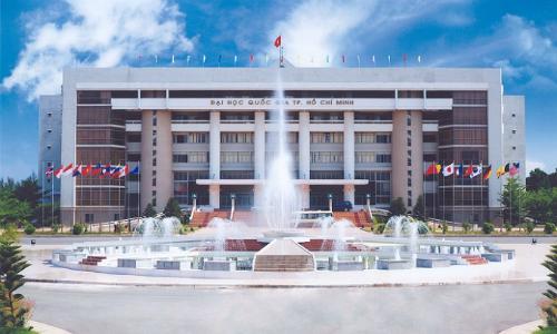 Đại học Quốc gia TP HCM là đại diện của Việt Nam có thành tích tốt nhất trên bảng xếp hạng thế giới. Ảnh: VNUHCM