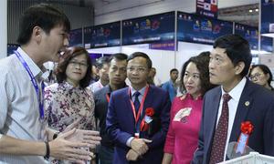Công nghệ số thống lĩnh tại ICTComm Vietnam 2018