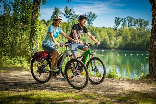 Xe đạp Merida có mặt tại 80 quốc gia trên thế giới.
