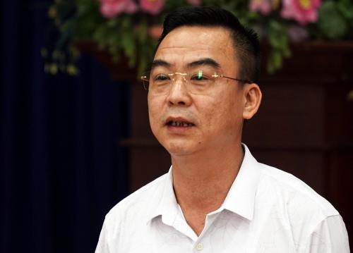 Ông Nguyễn Hồng Điệp, Trưởng ban tiếp công dân trung ương. Ảnh: Tin Tin