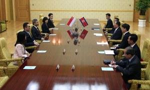 Triều Tiên - Singapore đối thoại trước hội nghị thượng đỉnh Trump - Kim