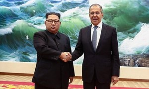 Nga muốn hỗ trợ các dự án kinh tế trên bán đảo Triều Tiên