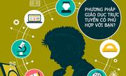 7 điều cần biết về phương pháp học trực tuyến
