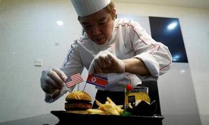 Singapore biến hóa món ăn theo thượng đỉnh Trump - Kim
