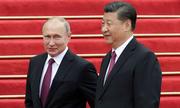 Putin tặng Tập Cận Bình nhà tắm hơi kiểu Nga
