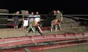 Bị khởi tố vì hút trộm cát trên sông Lam