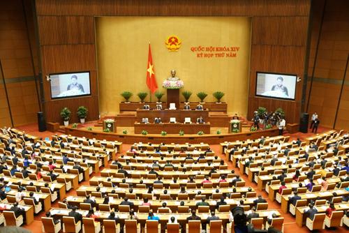 Quốc hội sẽ xem xét, quyết định việc lùi thông qua Dự luật Đặc khu sang kỳ họp thứ 6. Ảnh: Hoàng Phong.