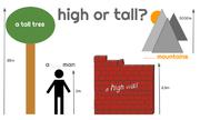 Trắc nghiệm phân biệt high và tall