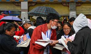Sĩ tử Trung Quốc học 16 tiếng mỗi ngày cho kỳ thi khốc liệt nhất