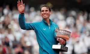 Rafael Nadal 3-0 Dominic Thiem