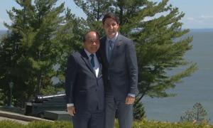 Thủ tướng Nguyễn Xuân Phúc nêu đề xuất ở Hội nghị G7 mở rộng