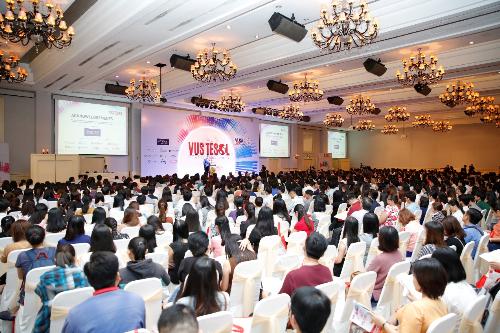 Giáo viên đa quốc gia tham gia Hội nghị giảng dạy tiếng Anh - 1