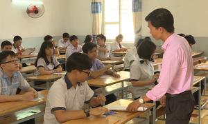 Nhiều bài thi môn Toán vào lớp 10 ở TP HCM bị điểm 0