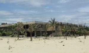 Khu du lịch 8.000 tỷ đồng bỏ hoang ở Quảng Ngãi