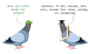 Trắc nghiệm phân biệt 'if' và 'unless'