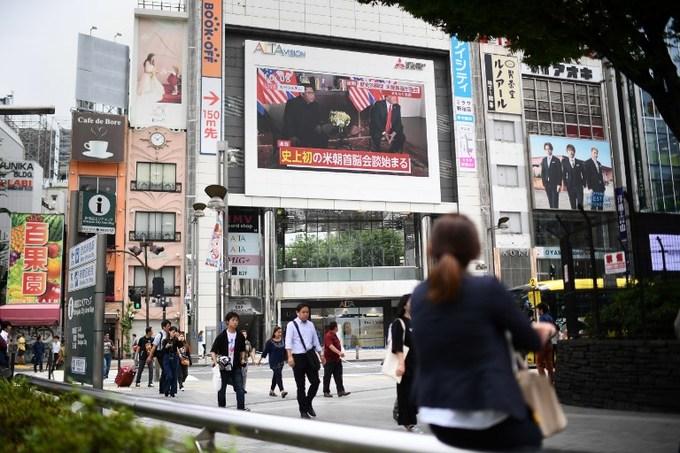 Người dân thế giới dõi theo hội nghị Mỹ - Triều