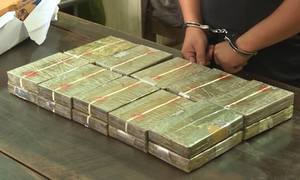 Sơn La liên tiếp bắt giữ hai nghi phạm vận chuyển ma túy