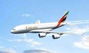 Hãng hàng không Arab sử dụng cửa sổ ảo trên máy bay