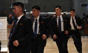 Sự khắt khe của vệ sĩ Triều Tiên bảo vệ Kim Jong-un