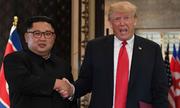 Thông điệp sau trang phục, kiểu tóc của Kim Jong-un khi gặp Trump