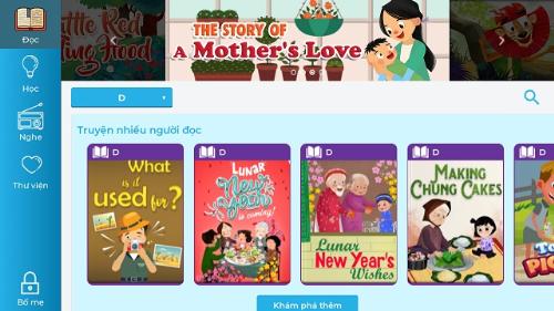 Ứng dụng học Tiếng Anh xếp top một trên Google Play - 1