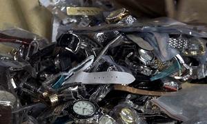 Lô hàng nhập lậu có giá hơn 20 tỷ đồng bị tiêu hủy