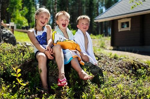 Trẻ Phần Lan