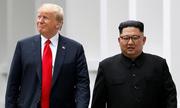 Trump: Đe dọa 'lửa và thịnh nộ' trước đây với Kim Jong-un là chiến lược