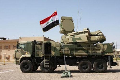 Một tổ hợp Pantsir-S1 của Syria. Ảnh: Alamasdar News.