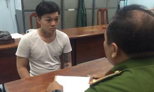 Ba thanh niên cướp tài sản người nước ngoài bị bắt