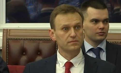 Thủ lĩnh đối lập Nga Alexei Navalny. Ảnh: Reuters.