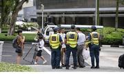 Singapore trục xuất 5 phụ nữ Hàn gây rối trong hội nghị Trump - Kim